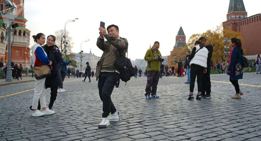 莫斯科市旅遊委舉辦中國留學生「莫斯科一分鐘」Vlog短視頻大賽