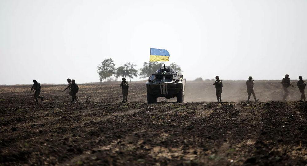 乌克兰武装力量