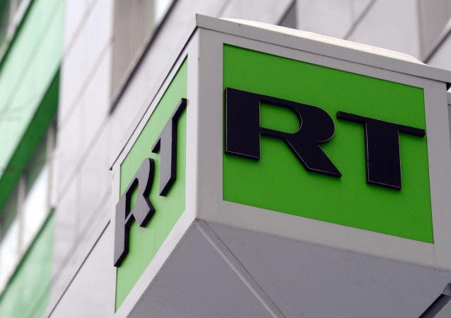 RT电视台标志