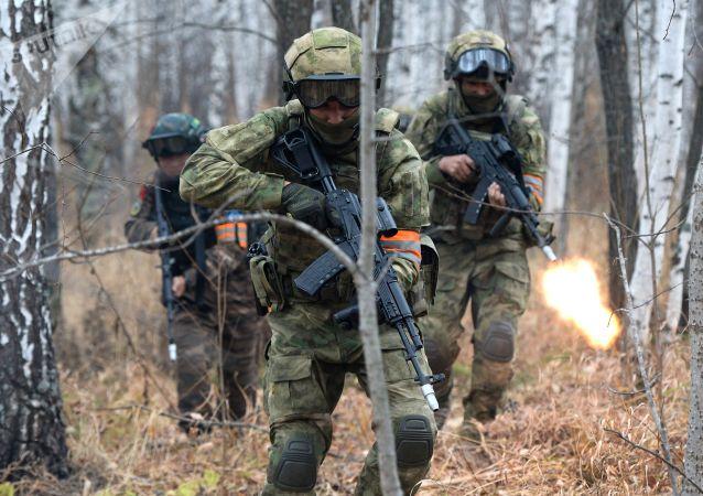 反恐安全合作是中俄全面战略协作重要内容