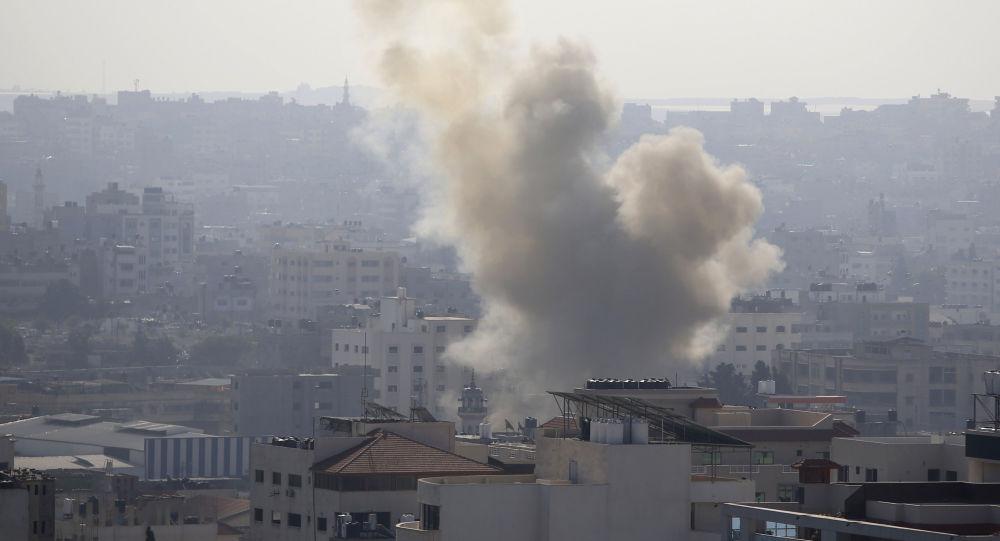 以色列關閉加沙地帶沿海捕魚區以回應發起的襲擊