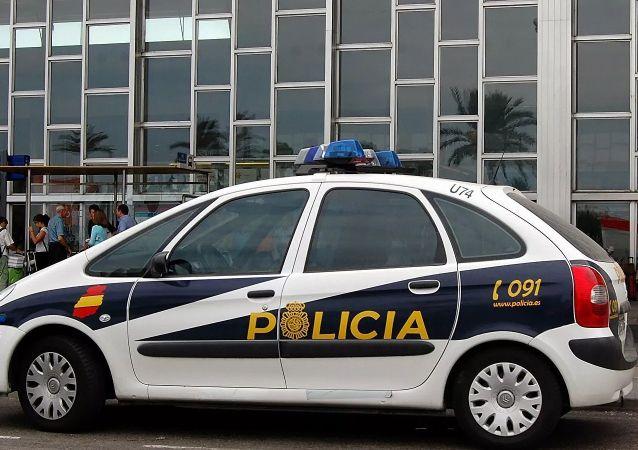 西班牙一名男子企圖搶劫銀行並刺傷三名警察