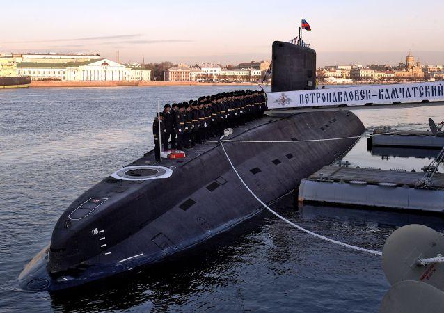 636.3型「堪察加地區彼得羅巴甫洛夫斯克」號柴電潛艇
