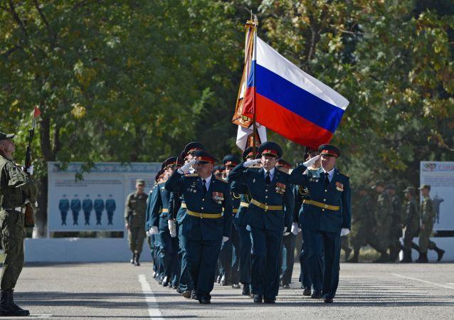 俄外長:俄羅斯在塔吉克斯坦的軍事基地是中亞穩定的重要因素