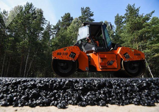 俄副总理称莫斯科-喀山-叶卡捷琳堡高速公路项目出现困难