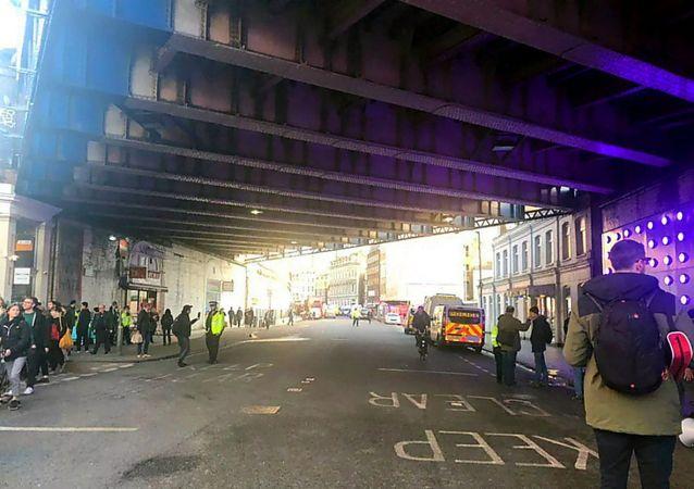 英國警方:倫敦橋襲擊事件五名傷者中的兩名已死亡
