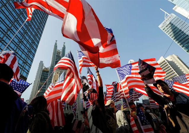 中国外交部:中国决定对美国多个非政府组织实施制裁