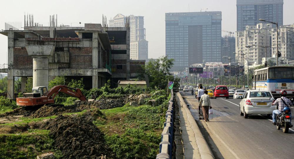 印度可能在2034年成為世界第三大經濟體