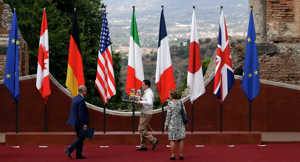 梅德韋傑夫:俄羅斯無意重返G7
