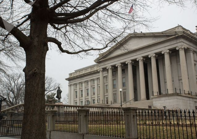 美國財政部