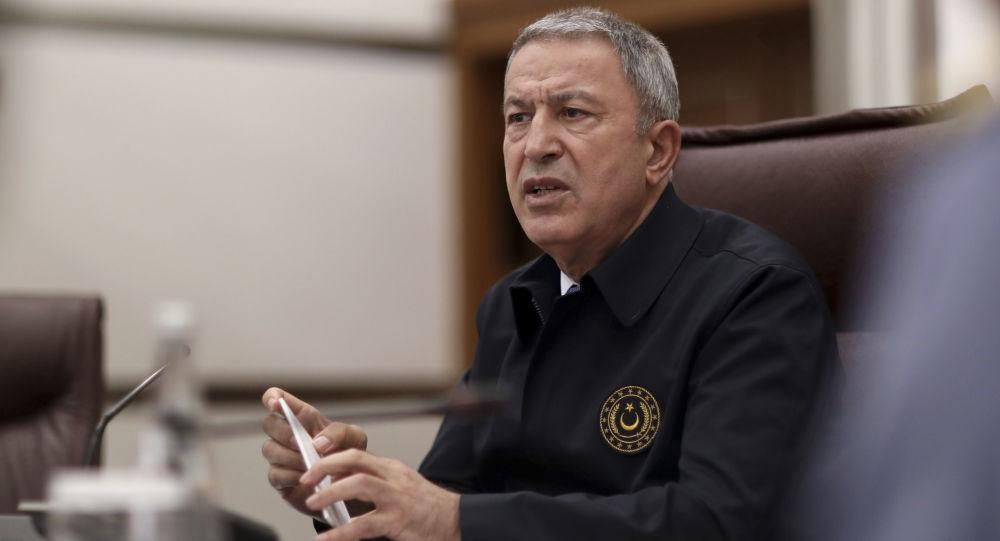 土耳其国防部长阿卡尔