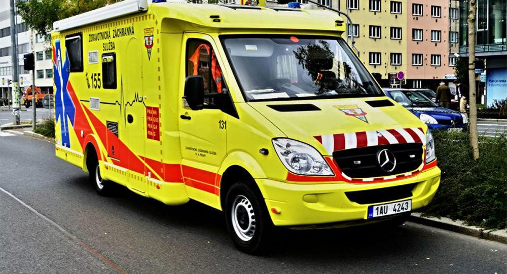 捷克救护车