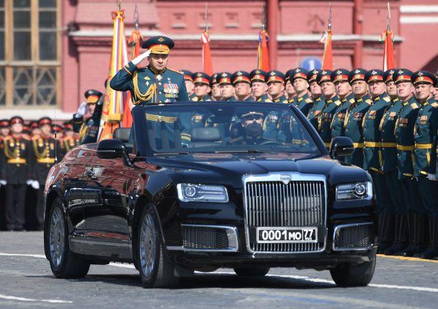 佩斯科夫:莫斯科的胜利日阅兵定会举行  或不在5月9日