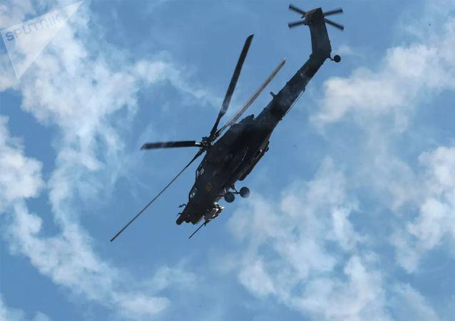 俄消息人士:米-28NM将获得可与轰炸机相比的打击能力