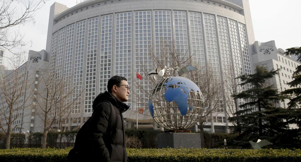 中方完全同意并高度赞赏俄外长拉夫罗夫关于香港国安立法的积极表态