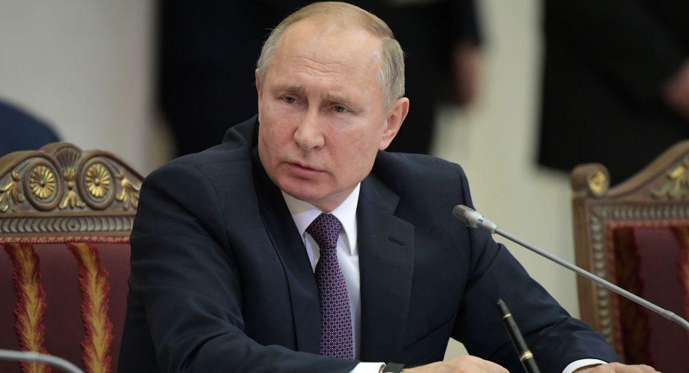 普京:歐洲把第二次世界大戰的罪責從納粹轉到共產黨人身上