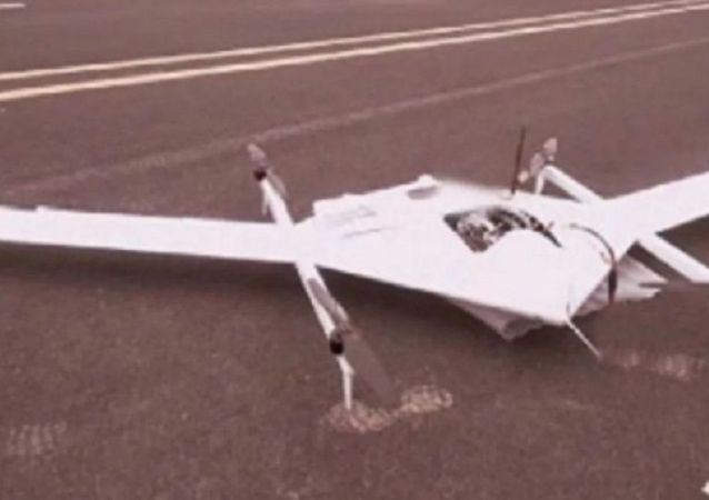中国甲醇动力无人机飞行时间长达12个小时