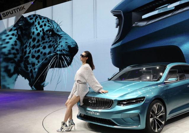 吉利博越成为在俄最受欢迎的中国汽车