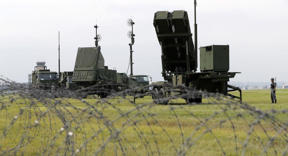 """洛·马公司:美国成功测试""""爱国者-3""""防空系统"""