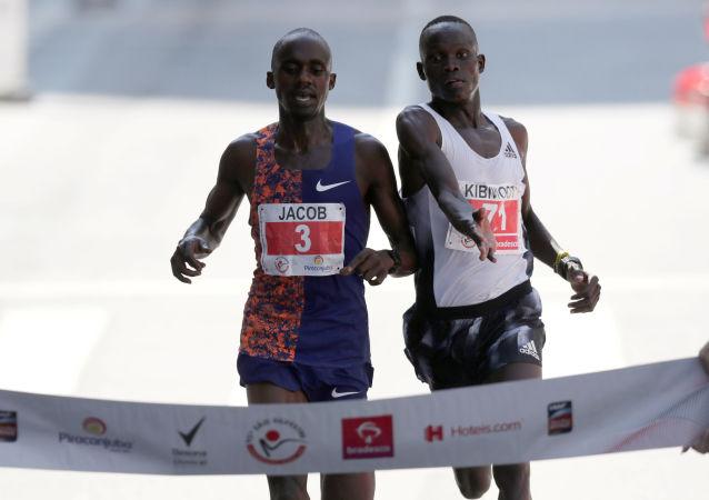 肯尼亚中跑运动员马南戈伊因涉嫌违反兴奋剂规定被停赛