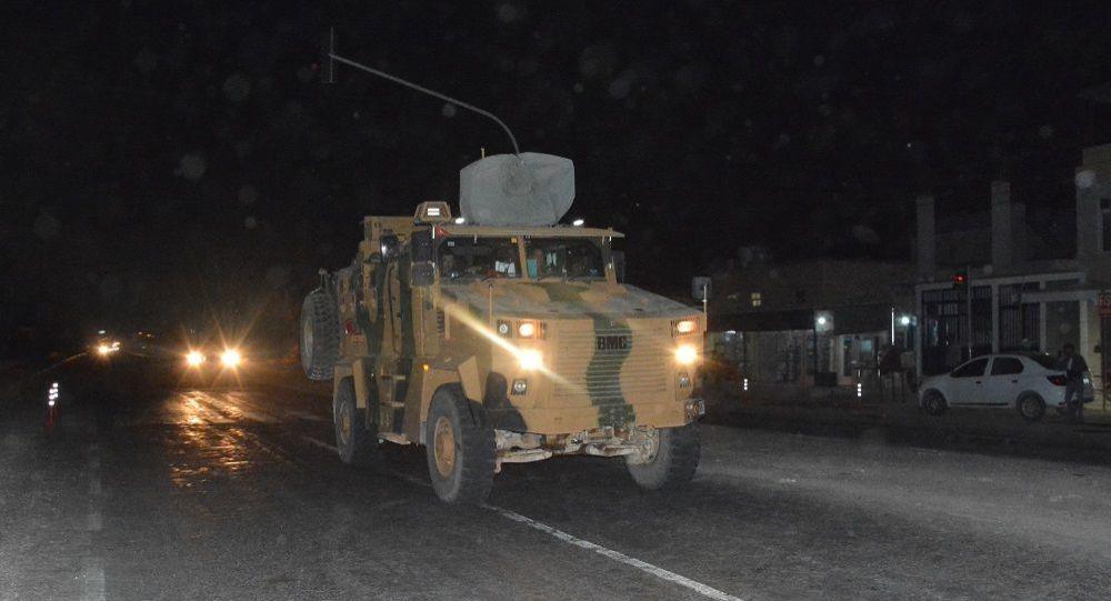 土耳其装甲汽车