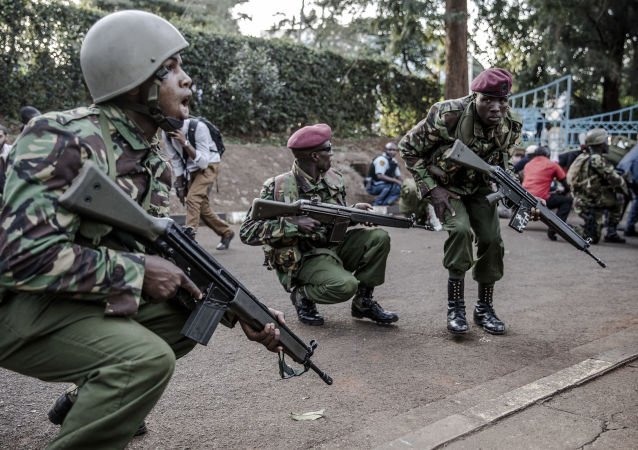 肯尼亚警察