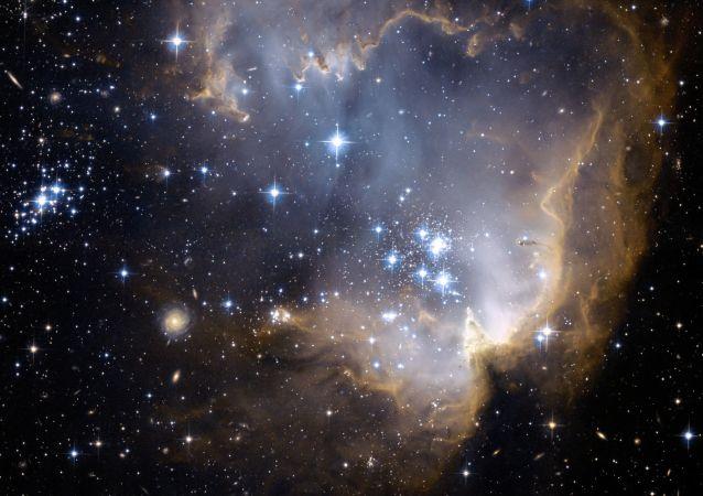 科學家:天空神秘閃光或是外星人的激光信號