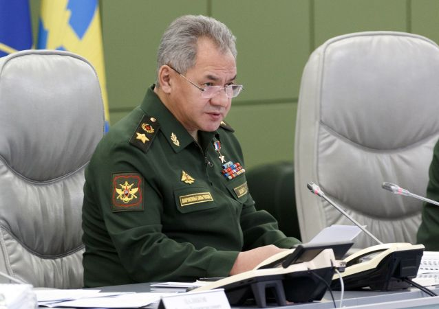 俄防长绍伊古表示,北方舰队测试俄罗斯最新型高超音速武器