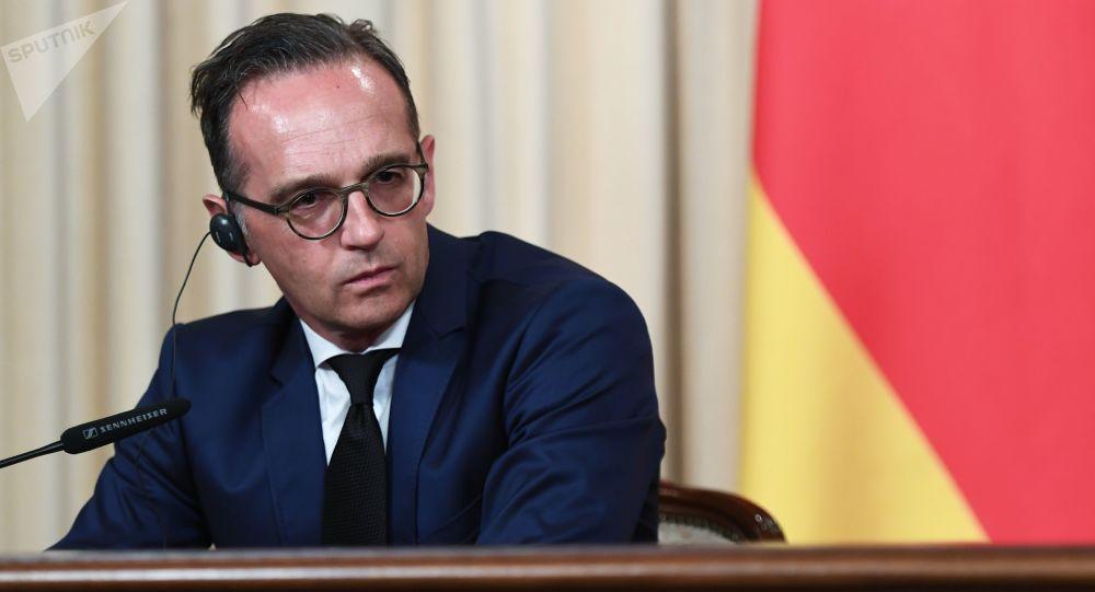 """德国外长:""""诺曼底模式""""四国外长将在四周后再次举行视频会议"""