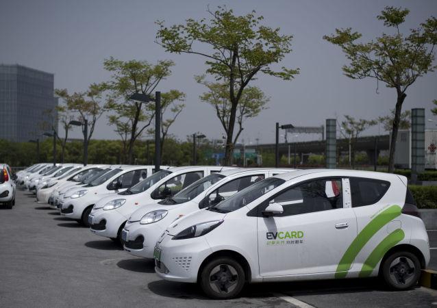 专家:中国电动汽车可以成为俄罗斯共享汽车的解决方案