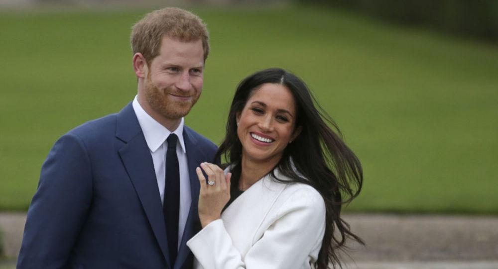 哈里王子之妻梅根·馬克爾