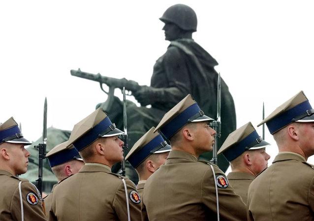 华沙拒绝庆祝纳粹德国占领解放75 周年