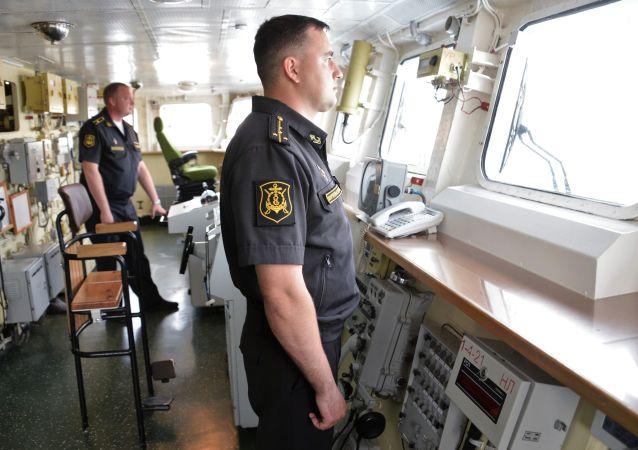 俄罗斯黑海舰队军人