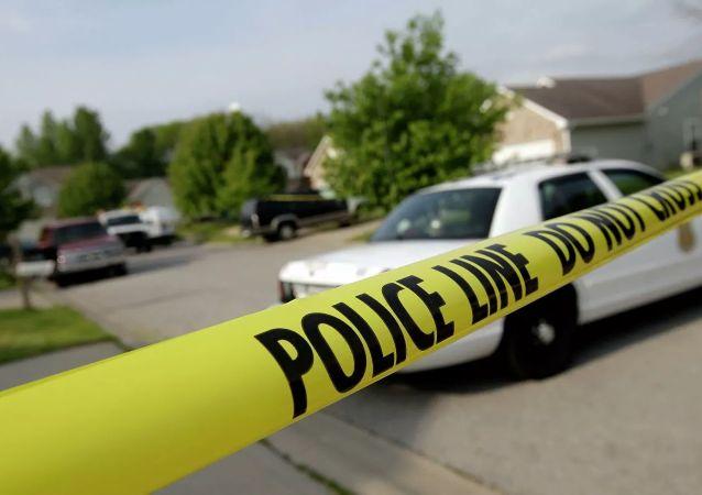 媒體:弗吉尼亞警察誤以為男子攜有武器向其連開幾槍