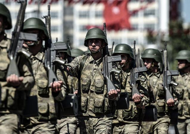 土耳其擬2022年國防開支增加近30%