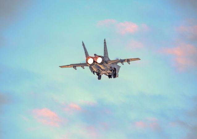 米格-31战斗机