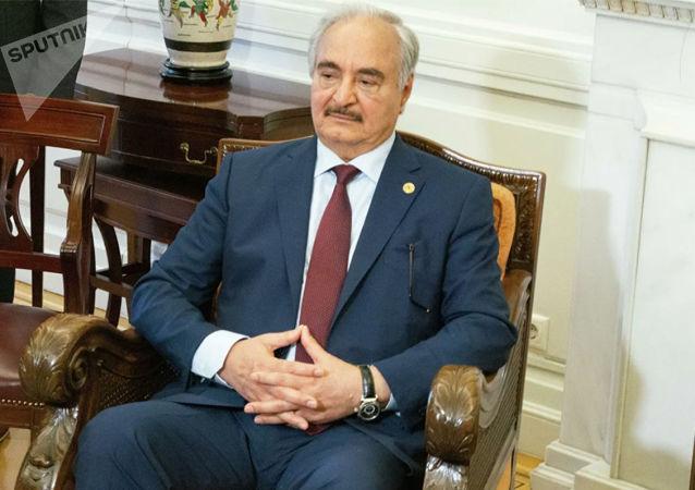 利比亞國民軍司令哈夫塔爾