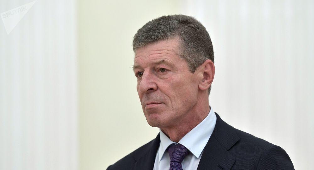 俄总统办公厅副主任:俄美支持根据明斯克协议调解顿巴斯冲突