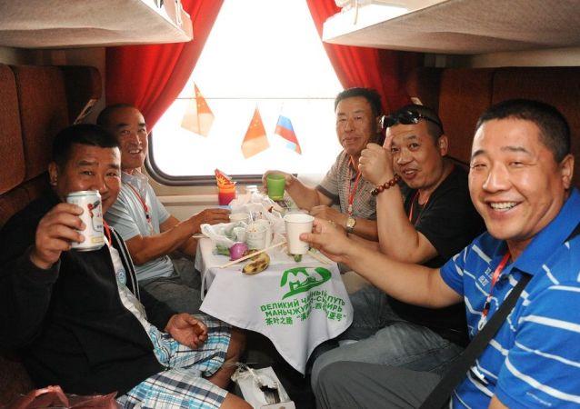 俄阿穆尔州为中国游客制定地区间路线