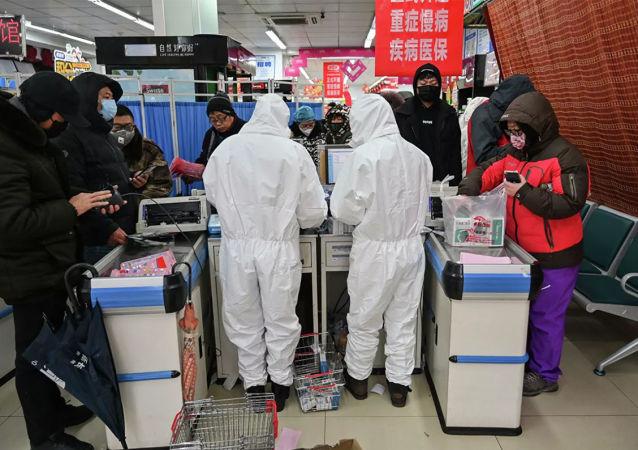 俄專家:動物可能在運抵武漢之前已感染新冠病毒並病傳染給搬運工人