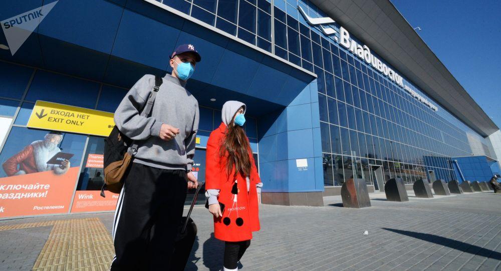 俄符拉迪沃斯托克大学内将开设俄中新冠康复中心