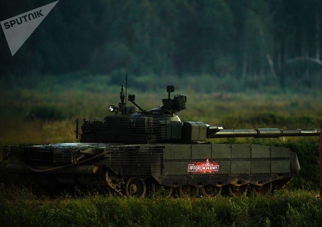 消息人士:俄羅斯秋季將測試坦克無人駕駛殲擊機