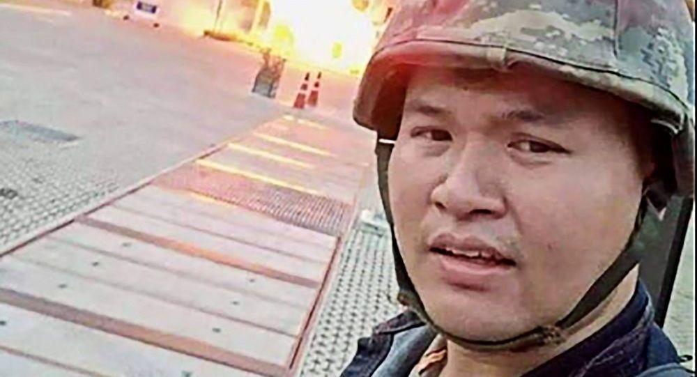 泰国士兵杀人狂贾克拉潘·宋玛