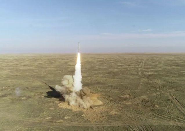 俄軍「伊斯坎德爾-M」戰役戰術導彈