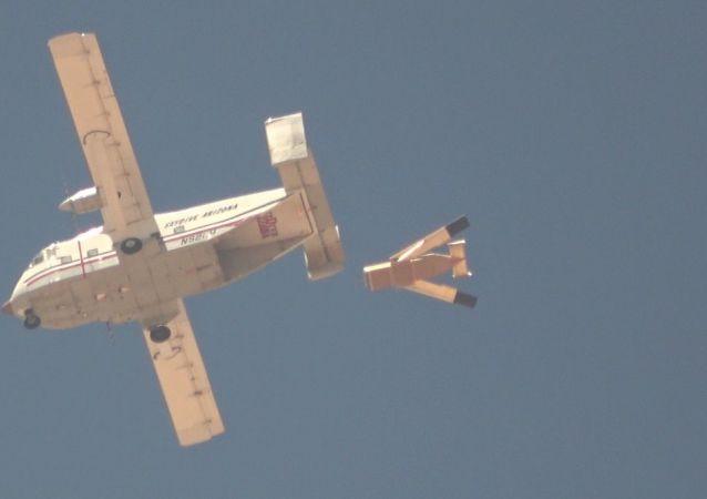 美国狱警害怕能把人带上空中的无人机