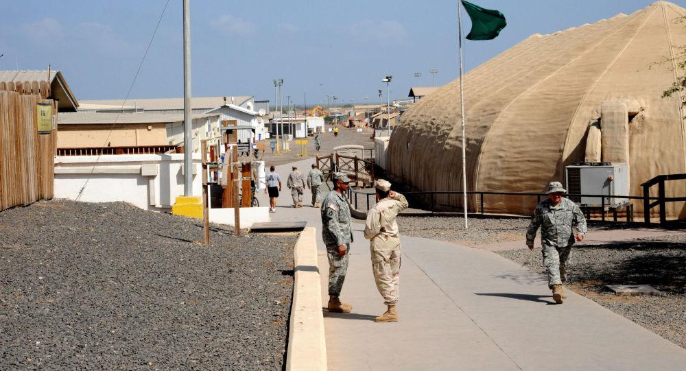 吉布提美军基地