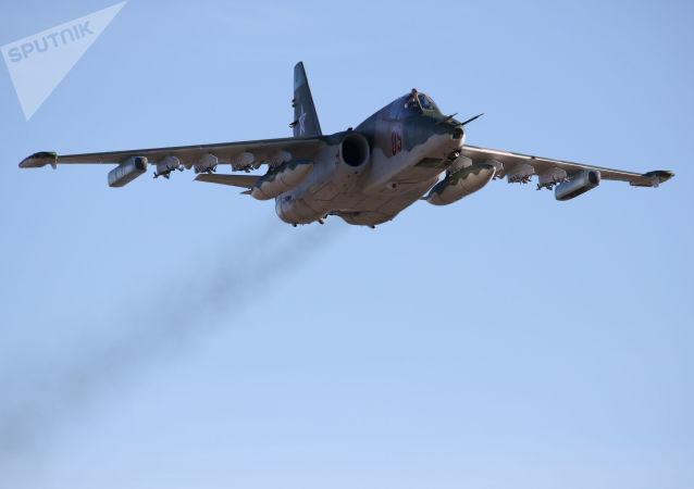俄中部軍區:蘇-25SM攻擊機將在阿富汗邊境參加俄烏演習