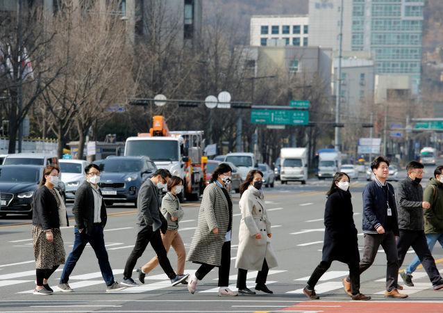 韓國自2月15日起下調全國保持社交距離措施級別 為期2周