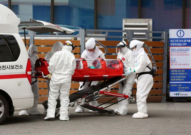 韩国6月29日新增新冠确诊病例近800例 创4月23日以来最高纪录