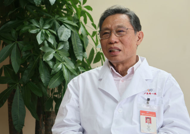 钟南山:中国国产新冠疫苗对德尔塔变异株有效
